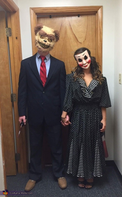 Purge Couple Costumes