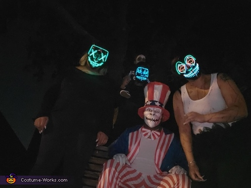 Purge: Election Year Costume