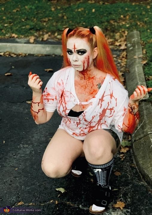 Purge Killer Homemade Costume