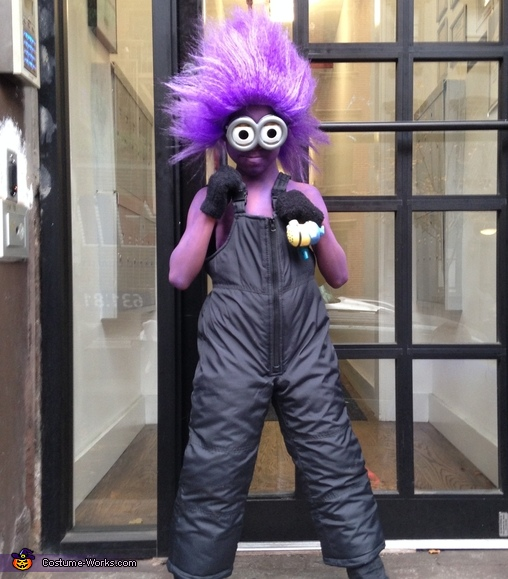 Purple Minion 2, Purple Minion Costume