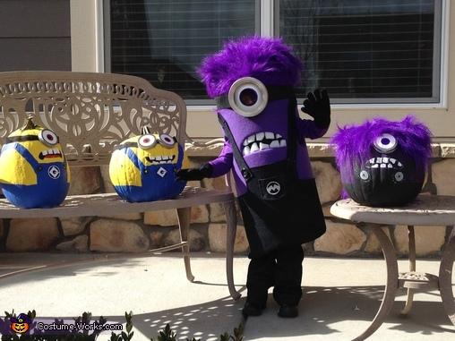 FUN!, Purple Minion Costume