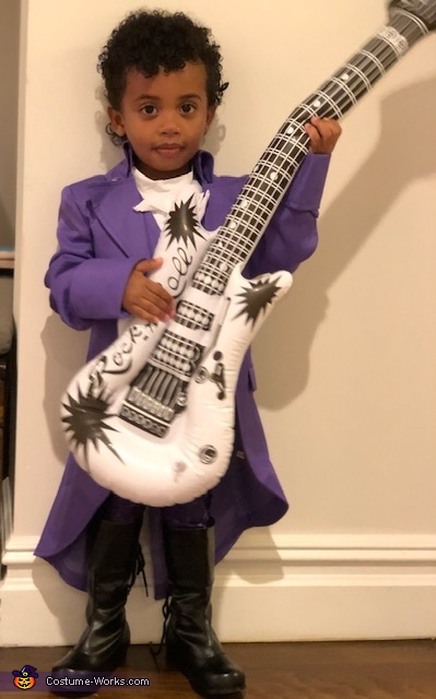 Purple Rain Costume