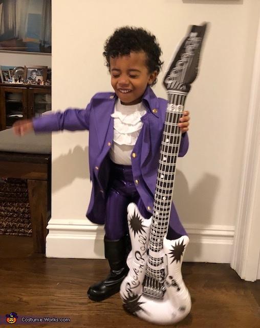 Prince, Purple Rain Costume