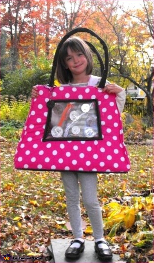 Purse - Homemade costumes for girls