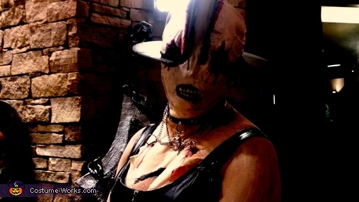 claudia wolf, Pyramid Head & Claudia Wolf Costume