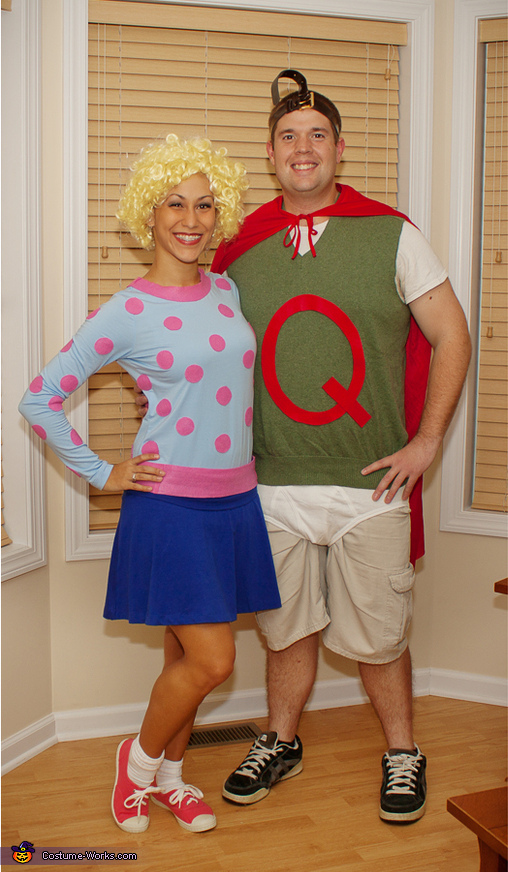 Quailman and Patti Mayonnaise Costume Quailman Costume