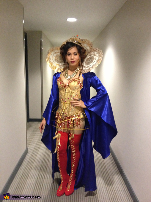 Royalty, Queen Beyonce Costume