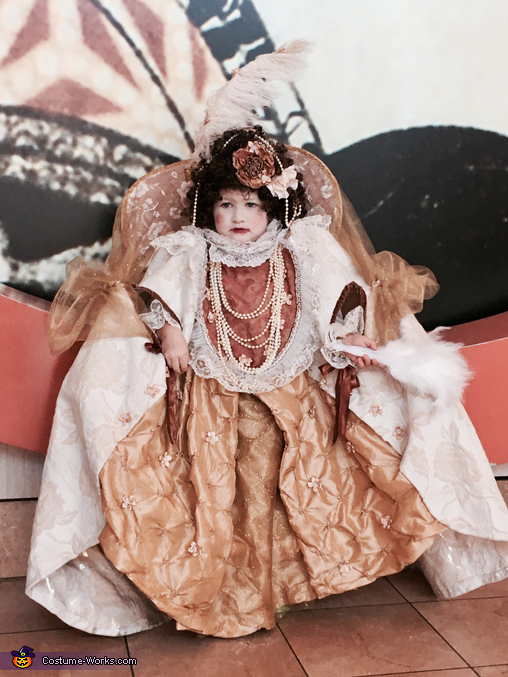 Queen Elizabeth the First Costume