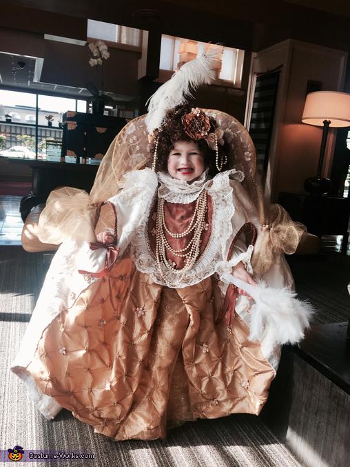 Queen Elizabeth the First - 2, Queen Elizabeth the First Costume