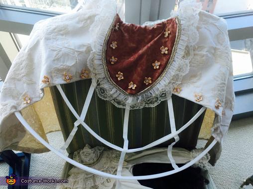 Queen Elizabeth the First - 7, Queen Elizabeth the First Costume