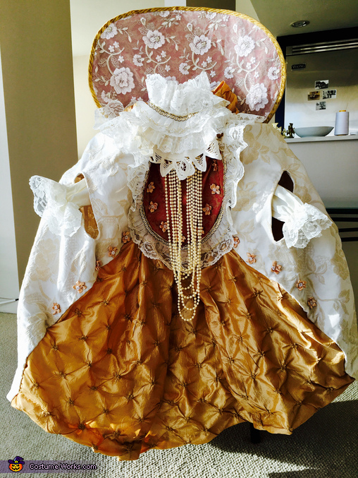 Queen Elizabeth the First - 9, Queen Elizabeth the First Costume