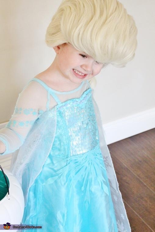 Queen Elsa, Queen Elsa Costume