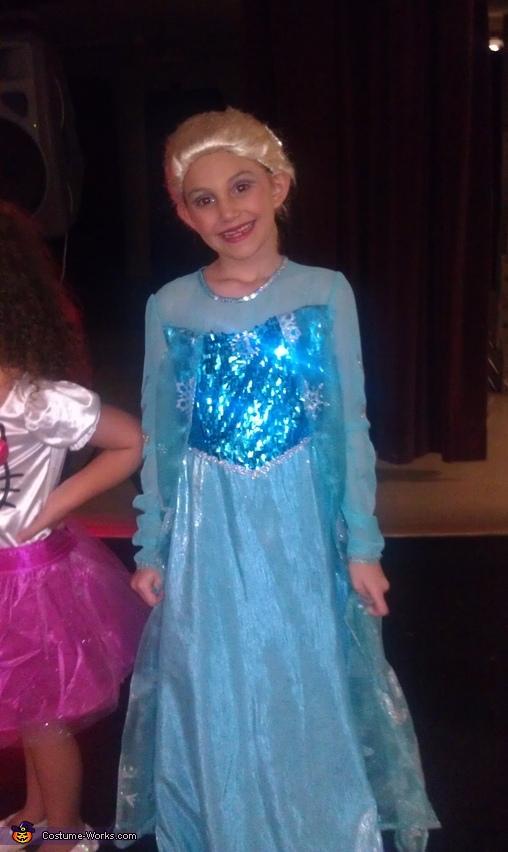 Queen Elsa Costume