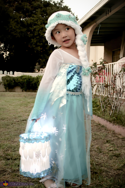 Queen Elsa of Arendelle Costume