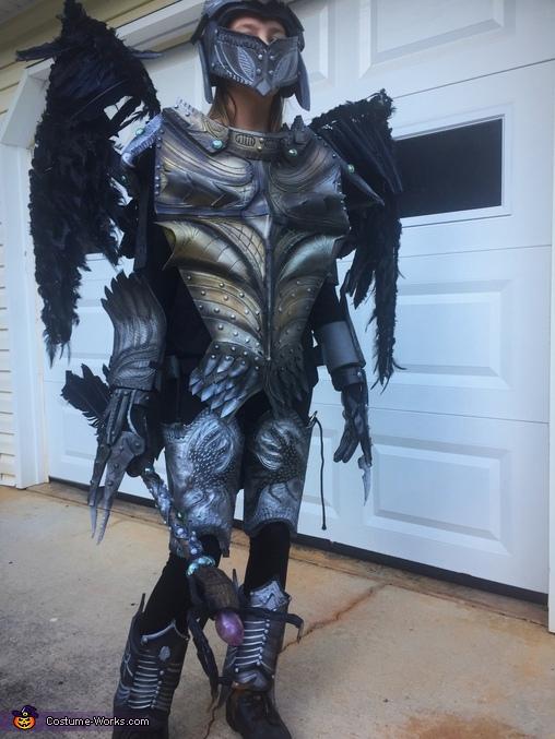 Queen of Crows Costume