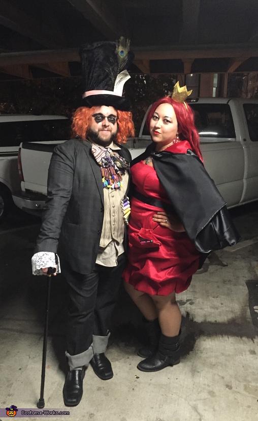 Queen of Hears Costume
