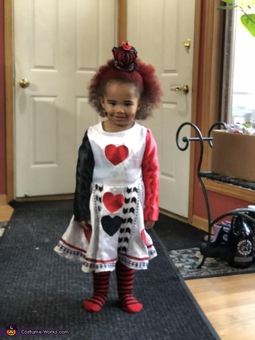 Sassy Alice!, Queen of Hearts Costume