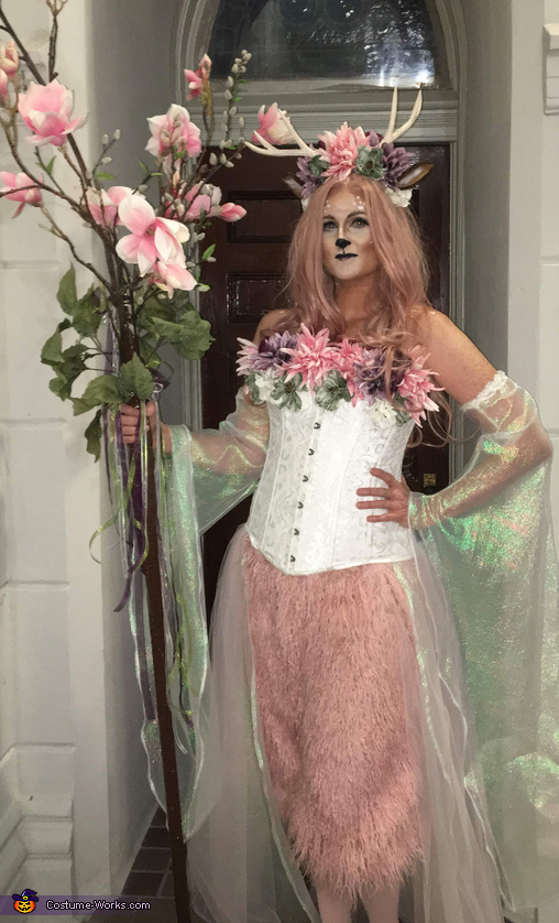 Queen of the Fawns Costume