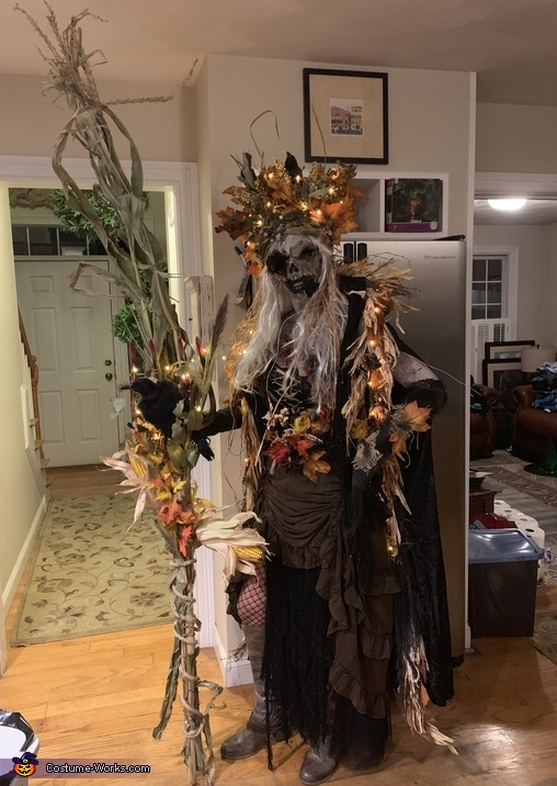 Queen of the Scarecrows Costume