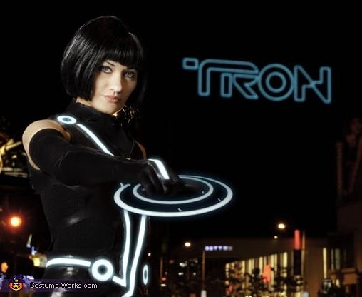 Quorra - Tron Legacy, Quorra Costume