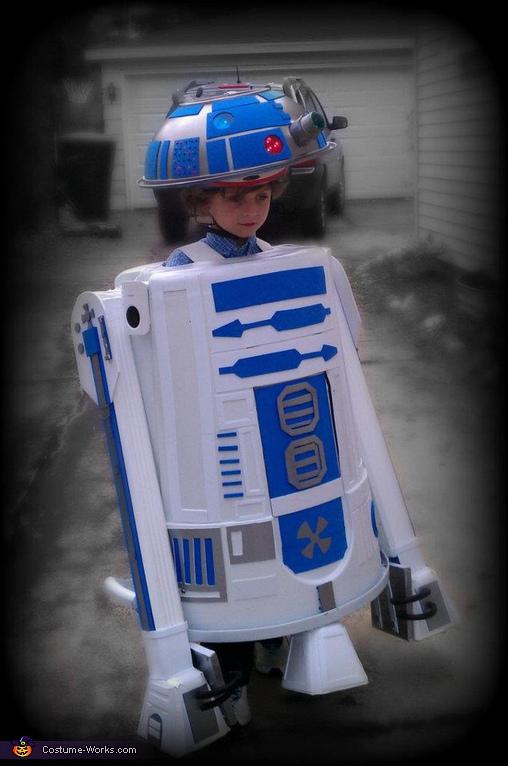 R2-D2 Costume