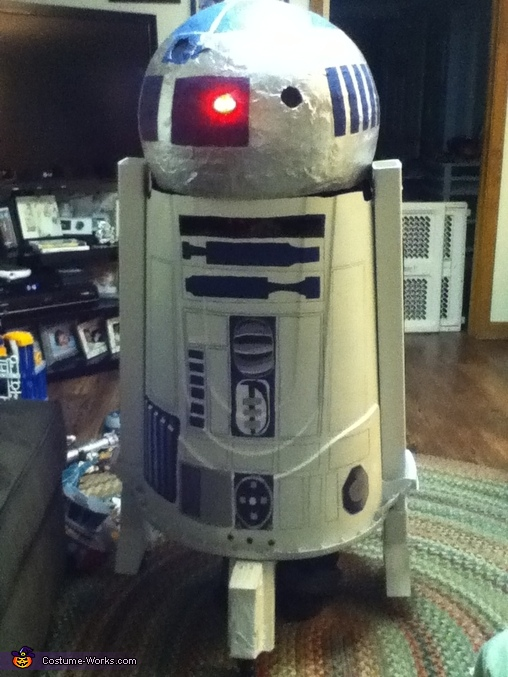 how to make r2d2 sounds