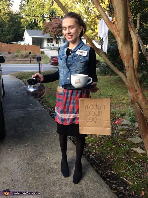 Rachel Green from F.R.I.E.N.D.S. Costume