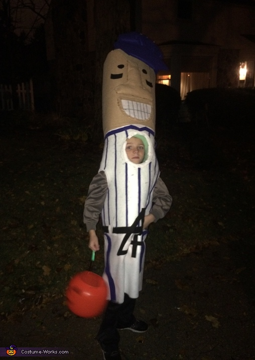 Racing Sausage Costume