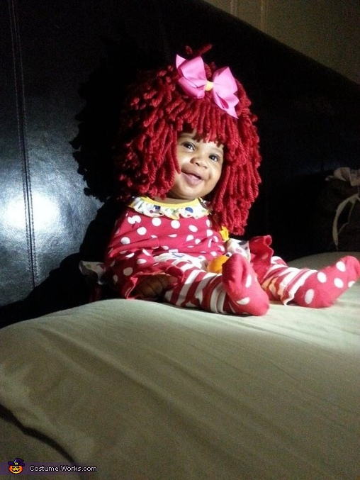 Red Heads are the cutest !, Raggedy Ann Costume