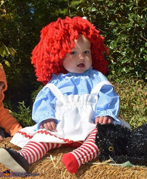 Raggedy Ann at the Zoo, Raggedy Ann Costume
