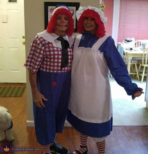 Remarkable, raggedy ann and andy costume for adult