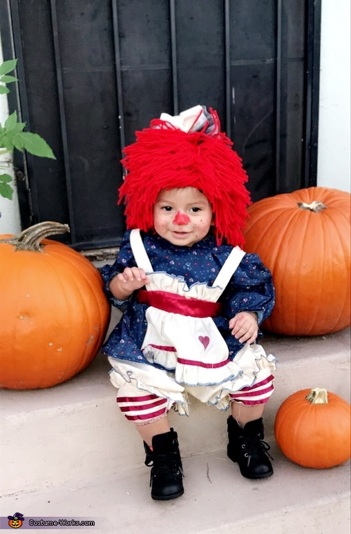 Raggedy Ann Costume