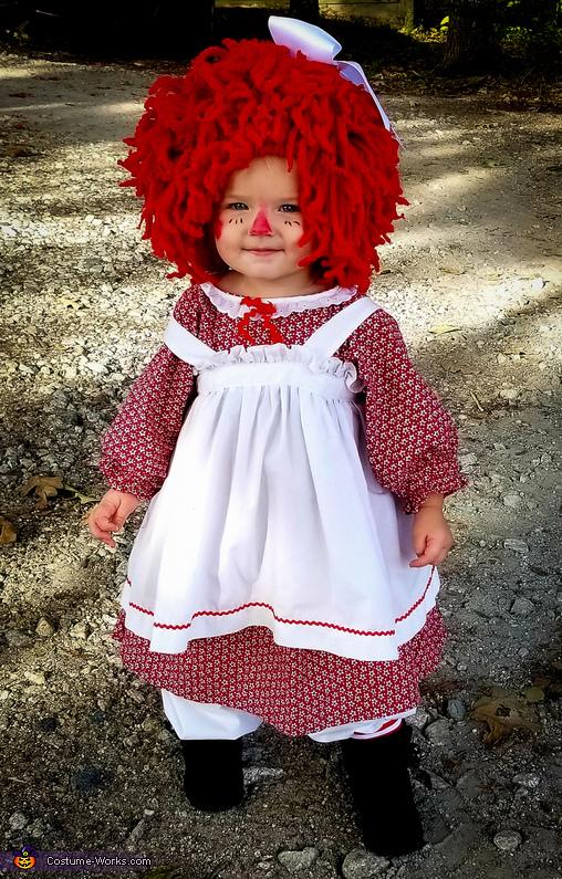 Raggedy Anne Costume