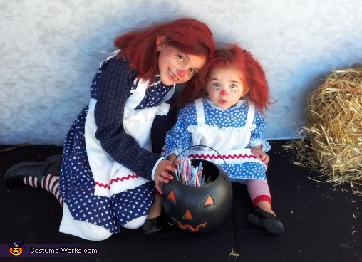 Raggedy Anns Costume
