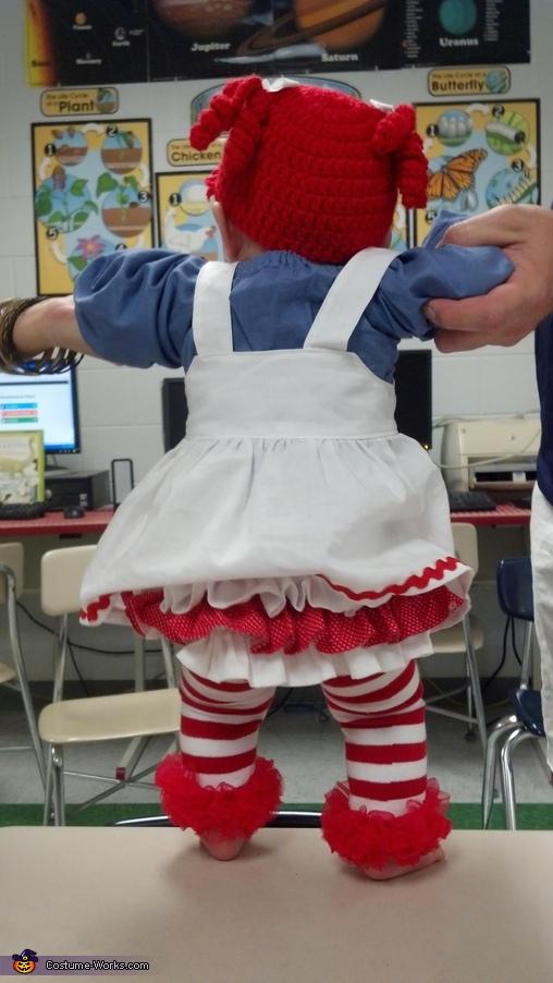 Ruffle Butt!, Raggedy Ann Baby Costume