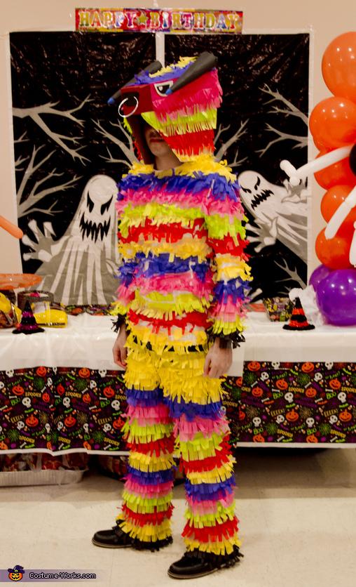 Raging Bull Piñata Costume