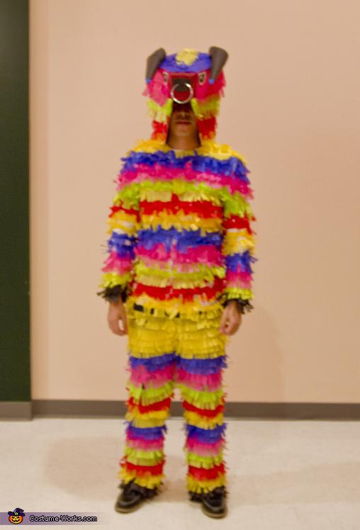 Raging Bull Pinata Costume