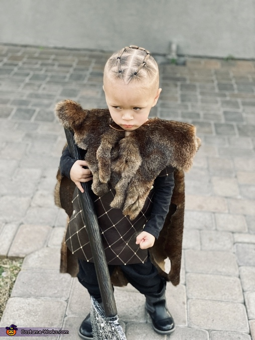 Ragnar from The Vikings Costume