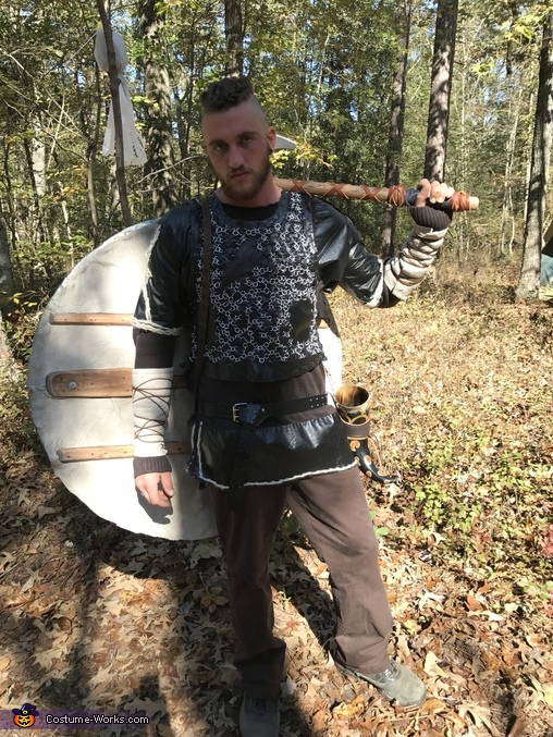 Ragnar Lothbrok Homemade Costume