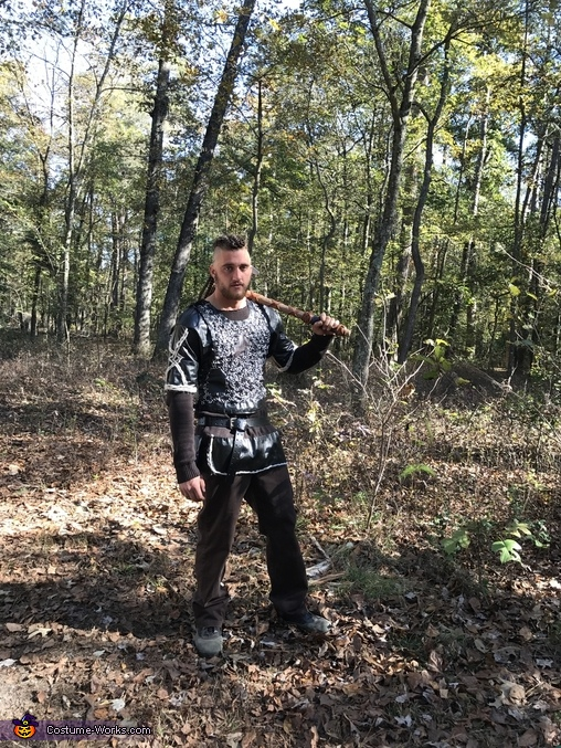 Ragnar Lothbrok Homemade Costume