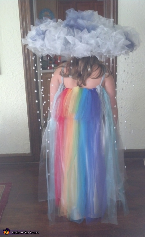 Rainbow!!!!, Rain Cloud Costume