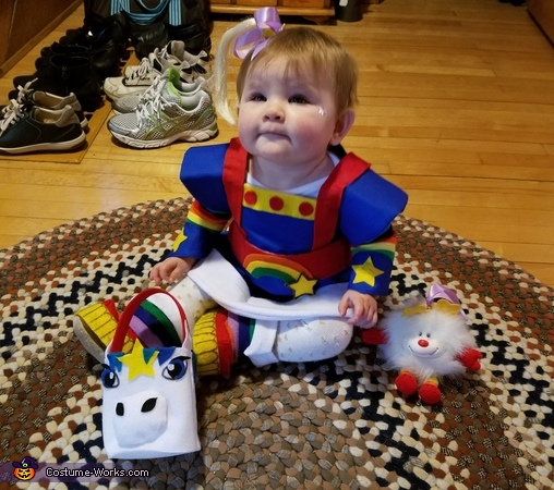 RB2, Rainbow Brite Costume