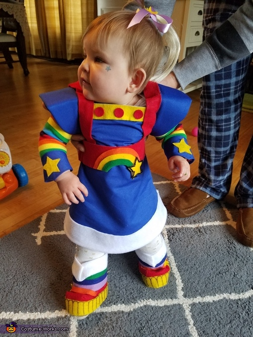 RB3, Rainbow Brite Costume