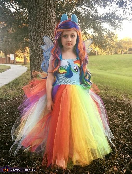 Rainbow Dash 🌈, Rainbow Dash Equestria Girl Costume