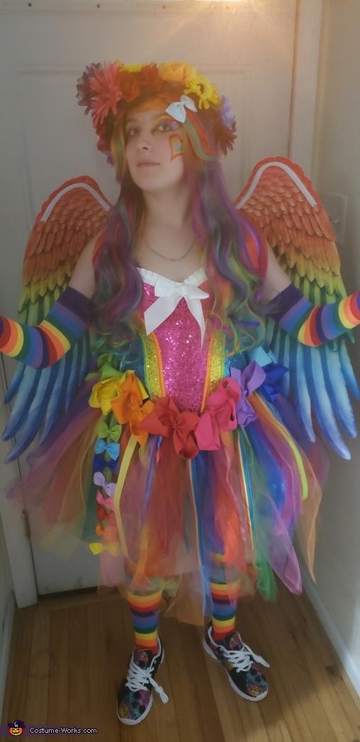Rainbow of Love Costume