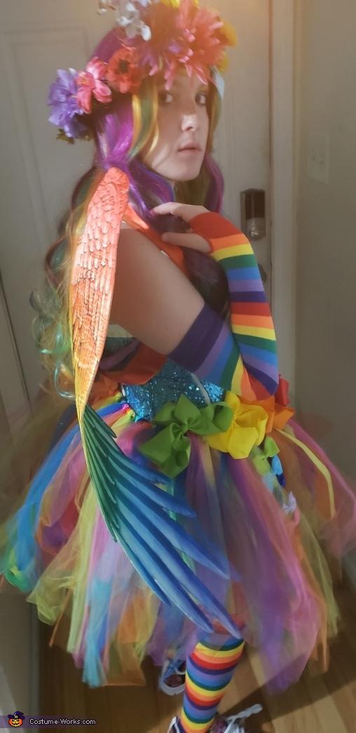 Rainbow of love 3, Rainbow of Love Costume