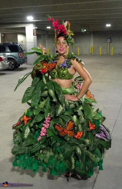Rainforest Costume
