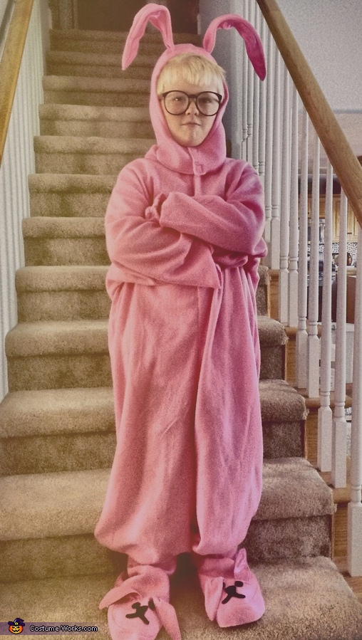 a christmas story ralphie costume