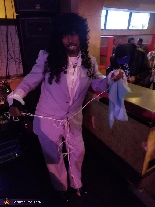 Randy Watson Costume