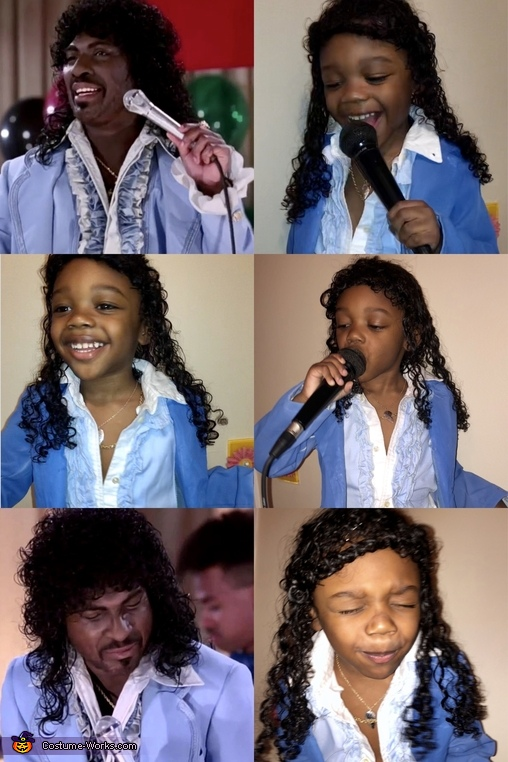 Randy Watson - Coming to America Homemade Costume